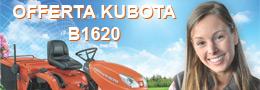Offerta Kubota B1620