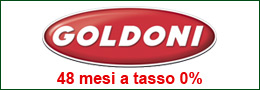 Promozioni Goldoni