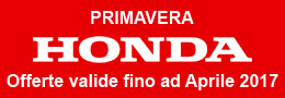 Promozioni Honda