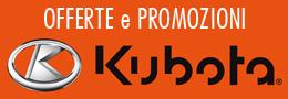 Promozioni Kubota
